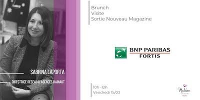 Madame Network - Brunch - BNP Parisbas Fortis Charleroi