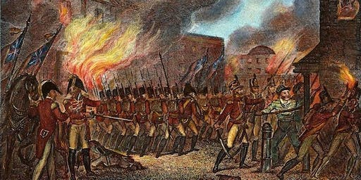 The War of 1812 in Alexandria - A Walking Tour