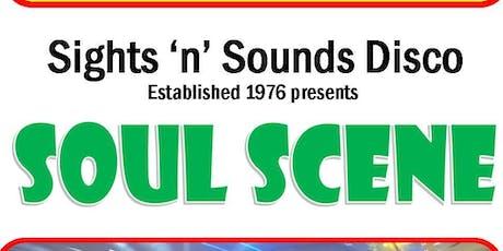 Soul Scene - 19 Oct 2019 tickets