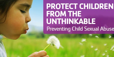 Stewards of Children - Child Sexual Abuse Prevention Training tickets