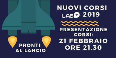 Presentazione Corsi 2019 LABS Macerata
