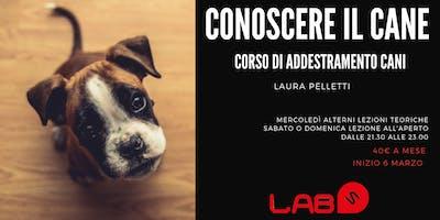 Corso - Conoscere il Cane - Corso di addestramento cani