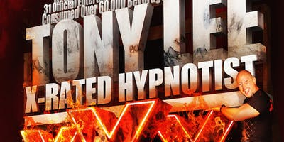 R-Rated Hypnotist TONY LEE IS BACK Charlottetown Beer Garden!!!