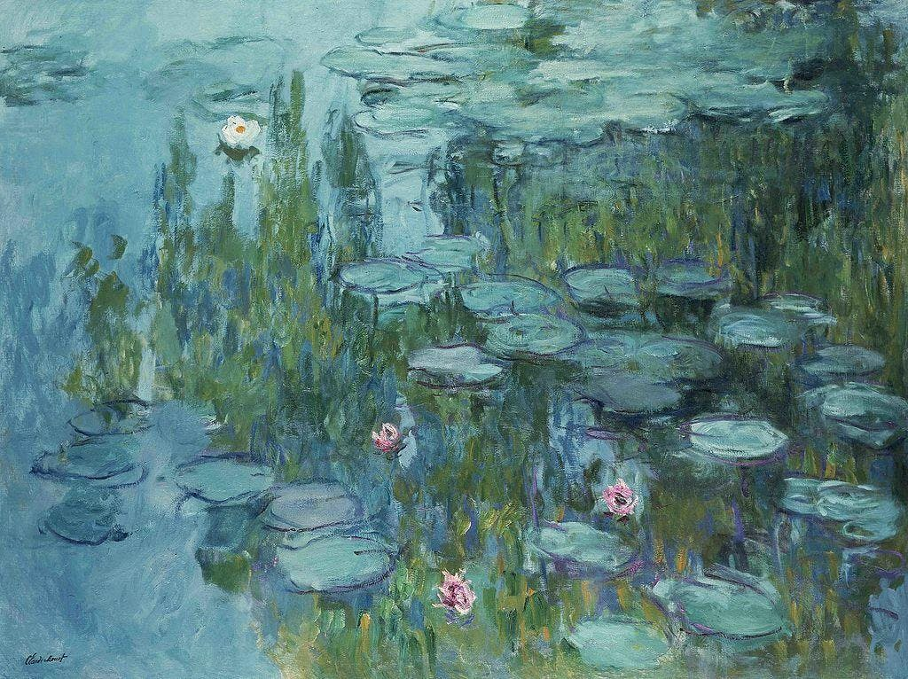 Art workshop: PAINT YOUR OWN MONET (all mater