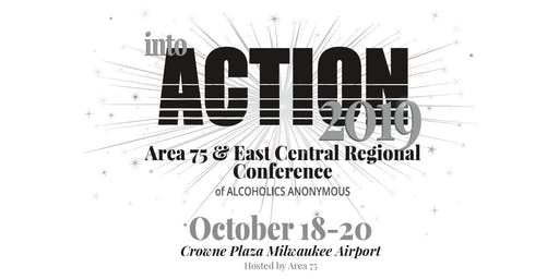 2019 Area 75 and ECR Conference