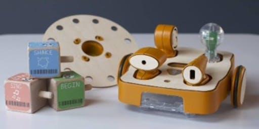 KinderLab Robotics KIBO Robot Workshop - Part 2