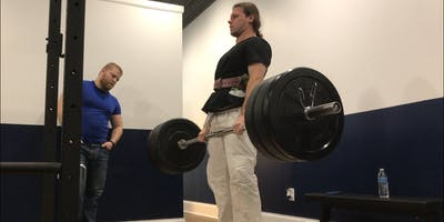 Free Strength Seminar: Learn the how, why, and what of strength