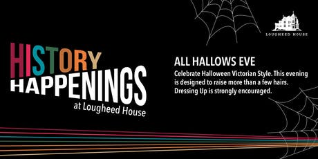 History Happenings: All Hallows Eve tickets