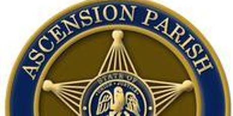 Ascension Parish Sheriff's Office Concealed Carry Course tickets