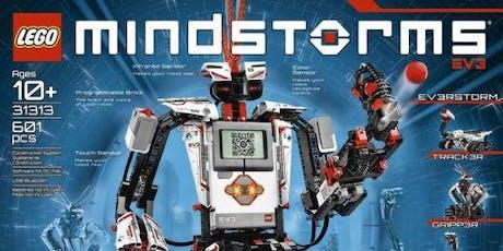 Lego Mindstorms EV3 Workshop - Part 1 tickets