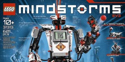 Lego Mindstorms EV3 Workshop - Part 1