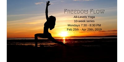 Freedom Flow: All-Levels Yoga