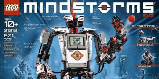 Lego Mindstorms EV3 Workshop - Part 2