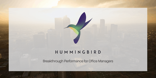 Breakthrough Performance for Office Managers