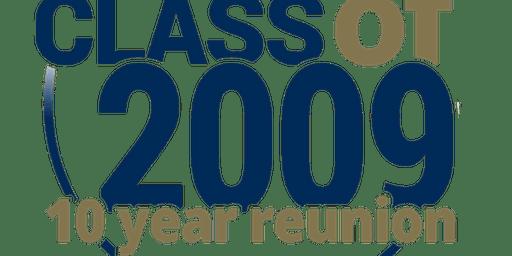 August Martin's Class of 2009 Reunion