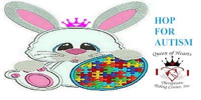 "Queen of Hearts' ""Hop for Autism"" Open House"
