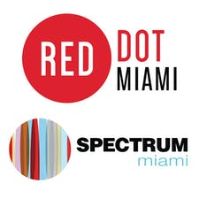 Red Dot Miami & Spectrum Miami logo