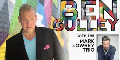 CCRSF Presents Ben Gulley w/ Mark Lowrey ****
