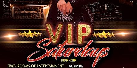 VIP Saturday tickets