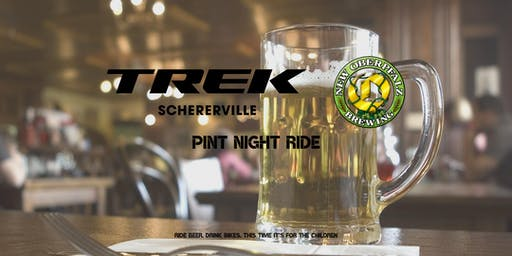 Pint Night Ride with New Oberpfalz