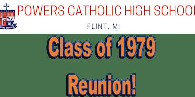 Luke M Powers Class Reunion 1979 40th