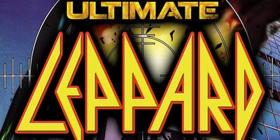 Ultimate Leppard Live at Hangar 18 Music Venue