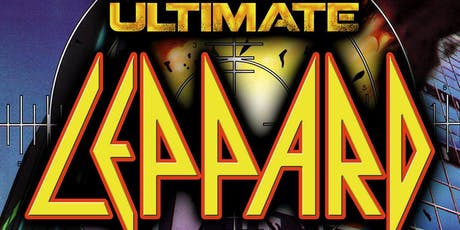 Ultimate Leppard Live at Hangar 18 Music Venue tickets