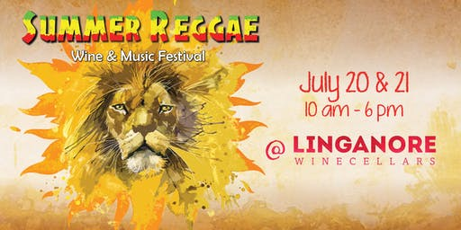 Summer Reggae Wine & Music Festival - Bus Trip
