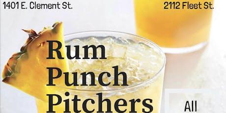 Rum Punch Sundays @ Get It Inn II tickets