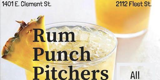 Rum Punch Sundays @ Get It Inn II