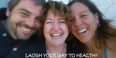 CERTIFIED LAUGHTER YOGA LEADER TRAINING;TRANSFORMATION!!