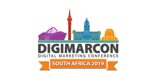 DigiMarCon South Africa 2019 - Digital Marketing Conference