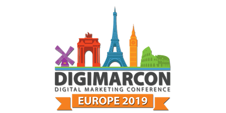 DigiMarCon Europe 2019 - Digital Marketing Conference tickets