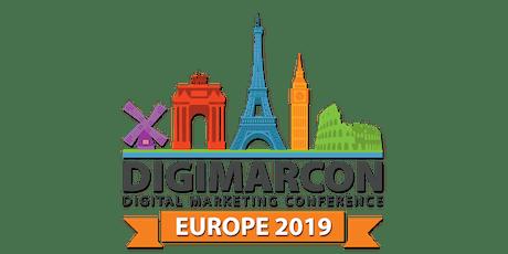 DigiMarCon Europe 2019 - Digital Marketing Conference tickets