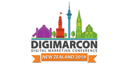 DigiMarCon New Zealand 2019 - Digital Marketing Conference