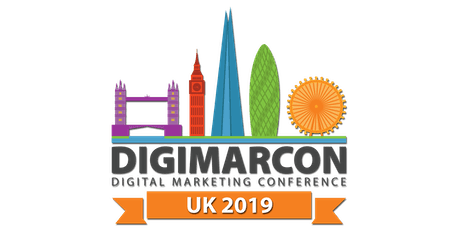 DigiMarCon UK 2019 - Digital Marketing Conference tickets
