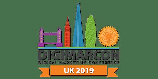 DigiMarCon UK 2019 - Digital Marketing Conference