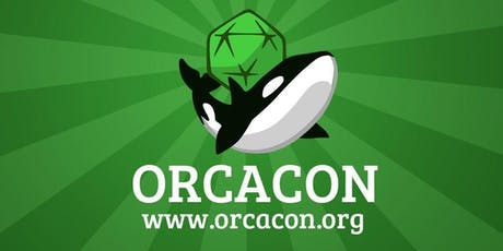 OrcaCon 2020 tickets