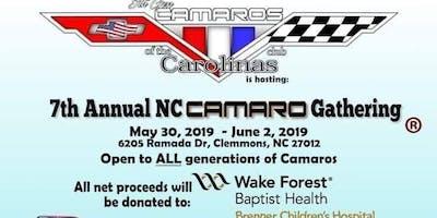 7th Annual NC Camaro Gathering
