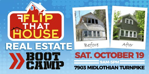 Flip That House Real Estate Boot Camp