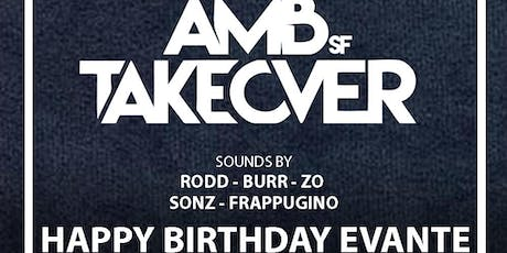 AMB SF Takeover tickets