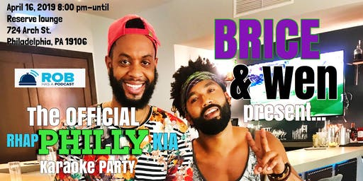 Brice Wendell Present RHAP Philly KIA Official Party