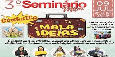 3º SEMINÁRIO MIPA 2019
