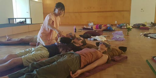 "2nd Wednesdays Singing RingⓇ Healing Sound Meditation ""Relaxation and Balancing Session"""