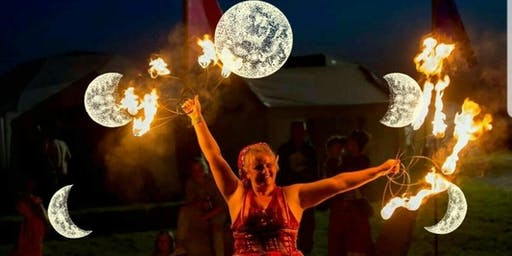 Warrington town Fairie festival
