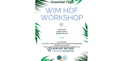 Wim Hof Workshop @ Essential Yoga