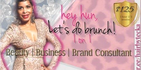1 on 1 Beauty | Business | Branding Brunch tickets