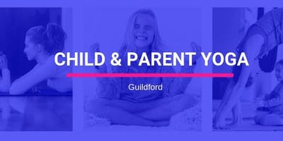 Yoga for Children & Parents in Guildford