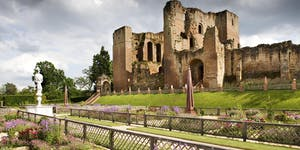 Kenilworth Castle and Elizabethan Garden photography...