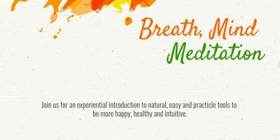 Breath  Mind & Meditation
